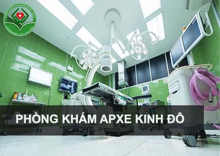 Phòng khám chữa bệnh apxe hậu môn Kinh Đô - Bắc Giang
