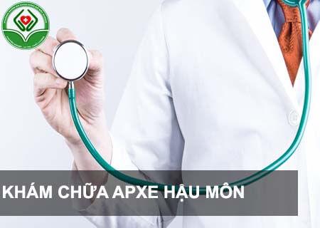 Khám chữa và điều trị apxe hậu môn