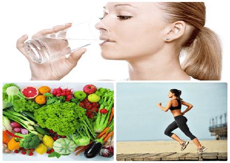 Chế độ ăn uống và luyện tập khoa học là cách phòng tránh bệnh trĩ hiệu quả