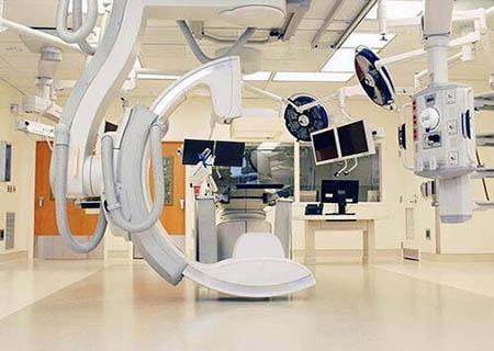 Hệ thống cơ sở vật chất hiện đại của phòng khám nam khoa Kinh Đô Bắc Giang