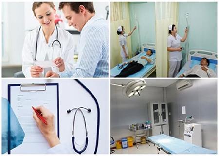 Phòng khám chữa bệnh trĩ an toàn