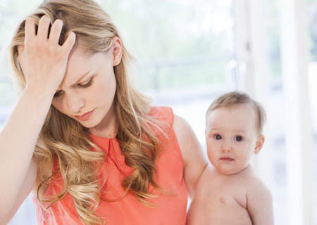 Lòi dom là căn bệnh thường gặp ở phụ nữ sau sinh
