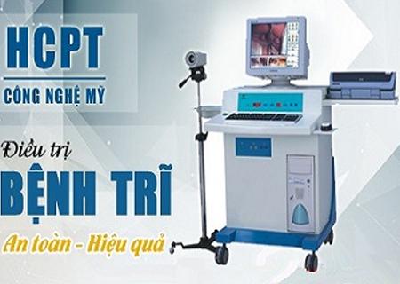 Phương pháp HCPT điều trị bệnh trĩ ngoại hiệu quả